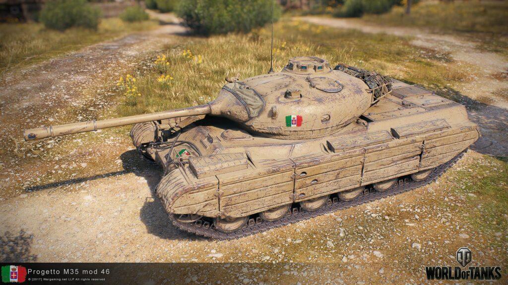 Стоит ли покупать танк PROGETTO 46?