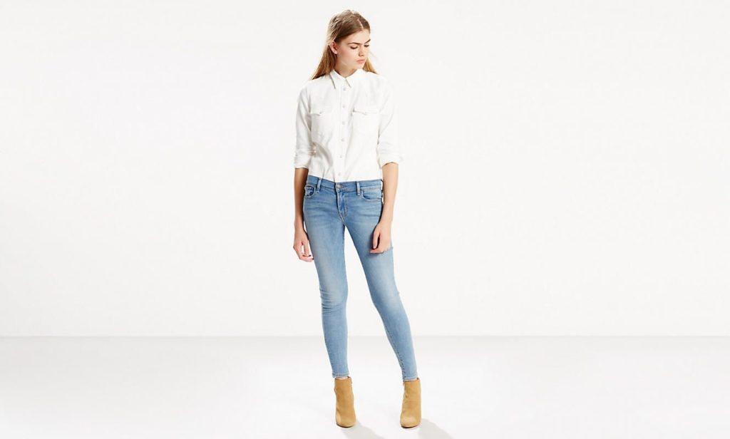 Как выбрать джинсы девушке?