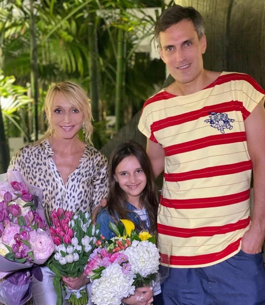 Конфликты в семье Михаила Земцова и Кристины Орбакайте.