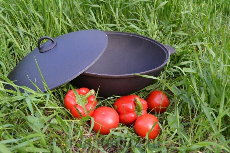 Казаны для приготовления пищи: виды, материалы для изготовления и преимущества использования