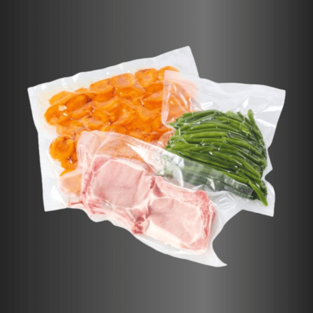 Полимерные упаковки для пищи с биоразлагаемыми компонентами